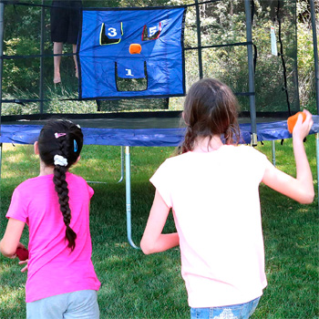 Skywalker Trampolines Toss Game Combo