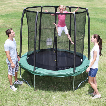 Review of the Bazoongi Jumppod Elite Trampoline