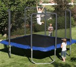 Skywalker 13', best square trampoline for kids