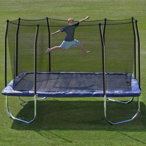 Skywalker 14', best square trampoline for kids