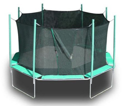 Kidwise Magic Circle, one of the best trampolines for 3 kids