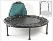 Cellerciser fitness trampoline