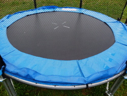 Care for your trampoline with proper placement