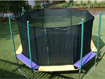Kidwise Magic Circle 16-foot Octagonal Trampoline