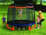 Review of Little Tikes 7-foot trampoline
