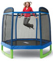 My First Indoor/Outdoor Trampoline by Sportspower