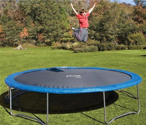 Review of Pure Fun 15-foot Trampoline