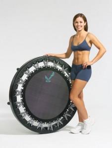 ReboundAir fitness trampoline