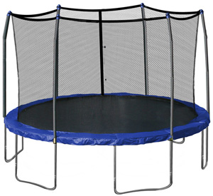 Should I Buy A Round Trampoline or Rectangular Trampoline