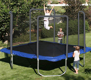 Best Square Trampoline For Kids Reviews Of The Best Kids